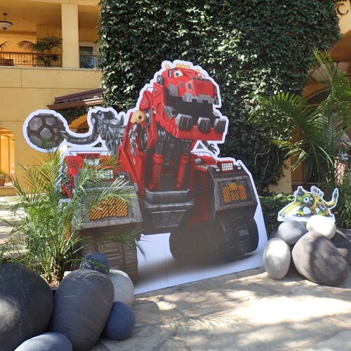 First Look At DinoTrux From Dreamworks And Netflix