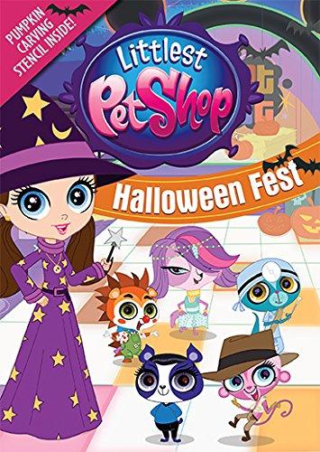 DVD Review – Littlest Pet Shop:  Halloween Fest