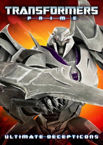 DVD Review – Transformers Prime:  Ultimate Deceptions