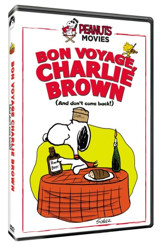 DVD Review – Bon Voyage, Charlie Brown (And Don't Come Back)