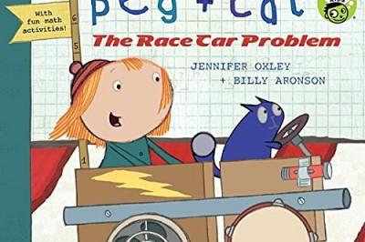 Peg + Cat, The Race Car Problem