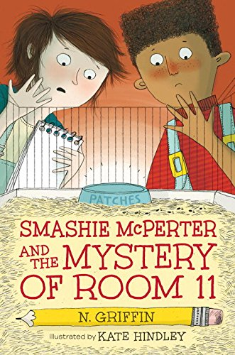 BOOK REVIEW – Smashie McPerter and the Mystery of Room 11