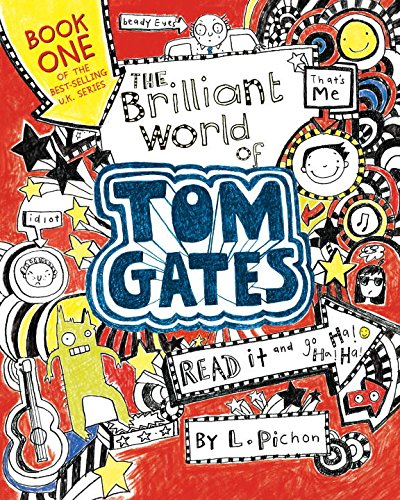 BOOK REVIEW – The Brilliant World of Tom Gates
