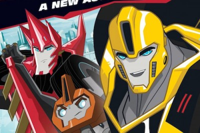 Transformers Prime: Robots in Disguise: A New Autobot Mission