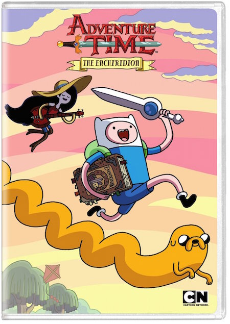 DVD Review:  Adventure Time – The Enchiridion