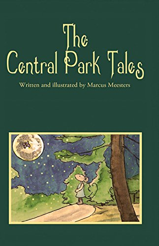 BOOK REVIEW * The Central Park Tales by Marcus Meesters