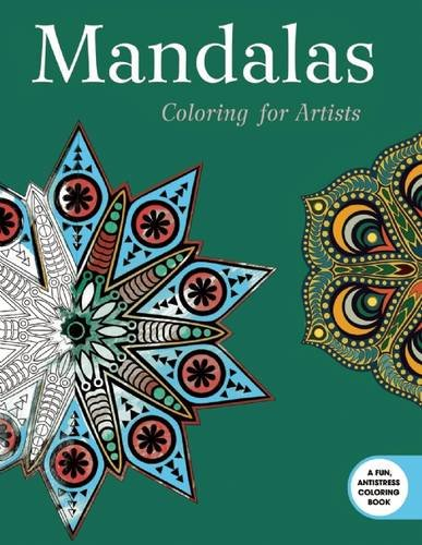 Review – Mandalas: Coloring for Artists