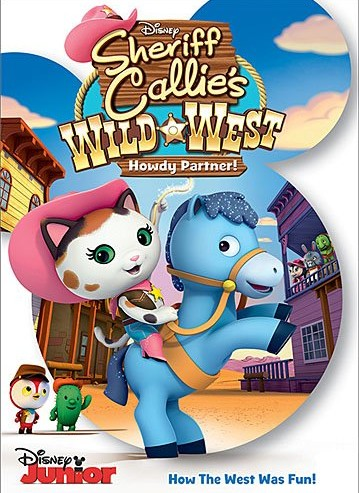 Sheriff Callie's Wild West: Howdy Partner DVD