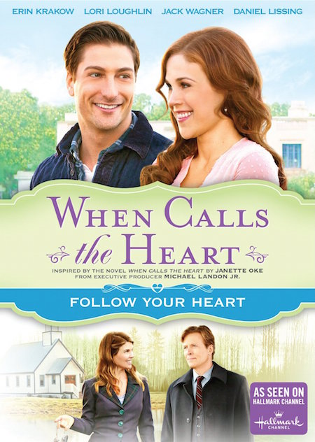 Dvd review when calls the heart follow your heart for How many seasons are there of when calls the heart