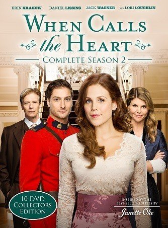 DVD Review – When Calls the Heart: Complete Season 2 Collector's Edition