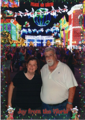 A Fond Christmas Memory of Years Gone By * The Osborne Family Spectacle of Dancing Lights