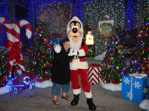Goofy, I Really Miss Those Dancing Lights.