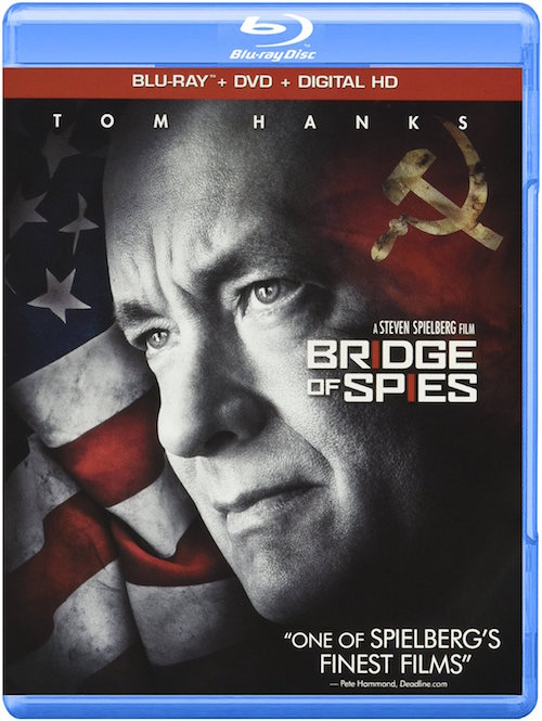 DVD Review – Bridge of Spies
