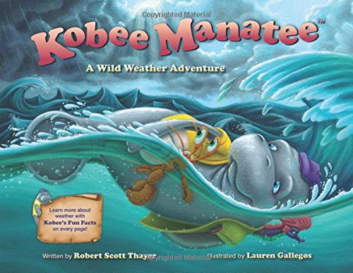 Book Review – Kobee Manatee: A Wild Weather Adventure
