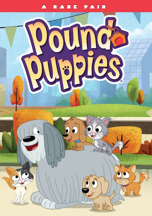 DVD Review – Pound Puppies: A Rare Pair