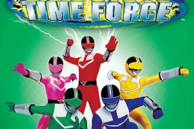 Saban's Power Rangers Time Force: The Complete Series