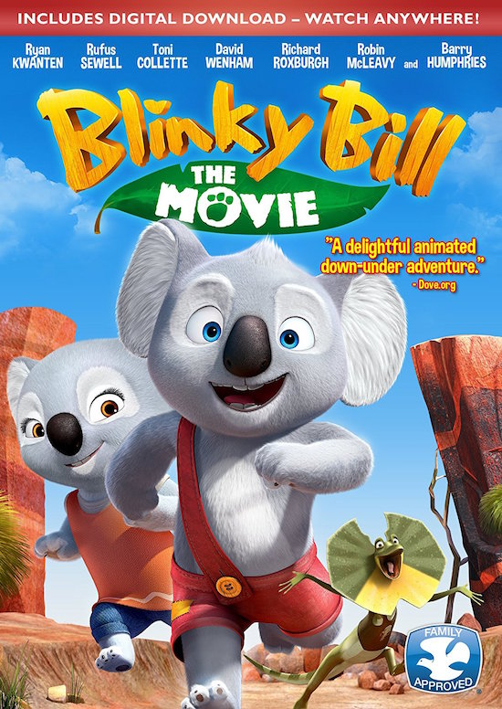 REVIEW  * Blinky Bill, The Movie