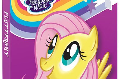 DVD Review: Friendship Is Magic, Fluttershy