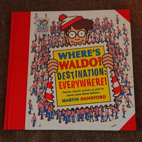 Holiday Gift Guide *  Where's Waldo?  Destination:  Everywhere!