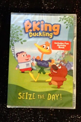 P. King Duckling, Seize the Day!  *  DVD Review