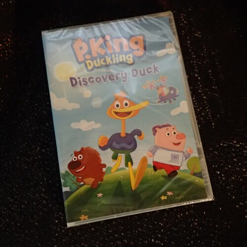 P.  King Duckling, Discovery Duck  * DVD Review