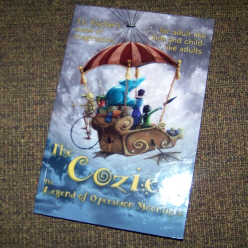 Book Review:  The Cozies, The Legend of Operation Moonlight by T. L. Fluckiger