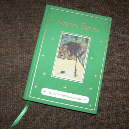 Aesop's Fables, An Illustrated Classic * Book Review