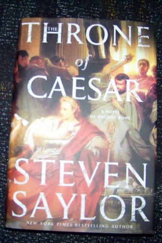 The Throne of Caesar by Steven Saylor * Book Review