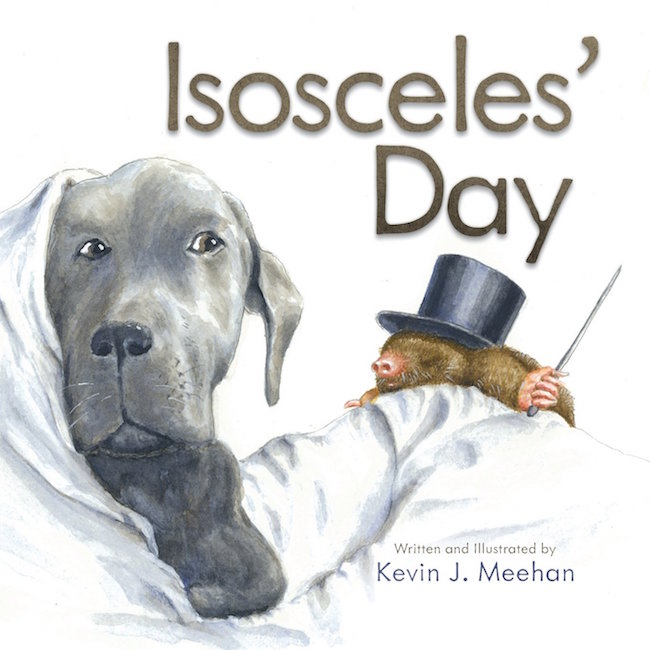Holiday Gift Guide:  Isosceles' Day by Kevin J. Meehan
