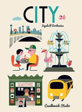 Holiday Gift Guide:  City by Ingela P. Arrhenius