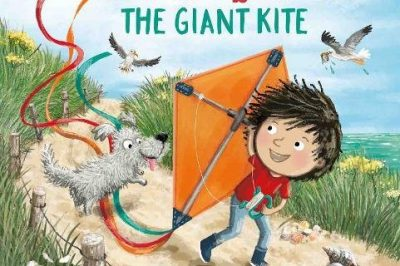 Holiday Gift Guide: Benji & the Giant Kite by Alan C. Fox