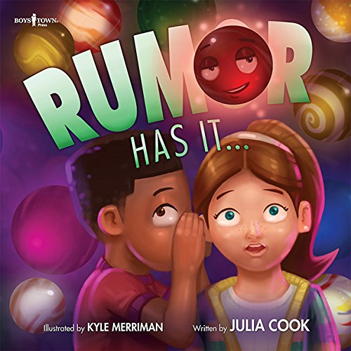 Holiday Gift Guide:  Rumor Has It by Julia Cook