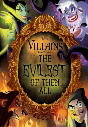 Holiday Gift Guide:   Disney Villains, The Evilest of Them All