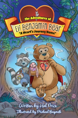 "Holiday Gift Guide:  The Adventures of Eli Benjamin Bear ""A Heart's Journey Home"""